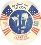 Nixon, Carter Kentucky Coattail