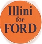 Illini for Gerald Ford