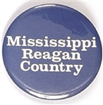 Mississippi Reagan Country