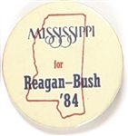 Mississippi for Reagan-Bush 1984