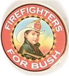 Firefighters for George W. Bush