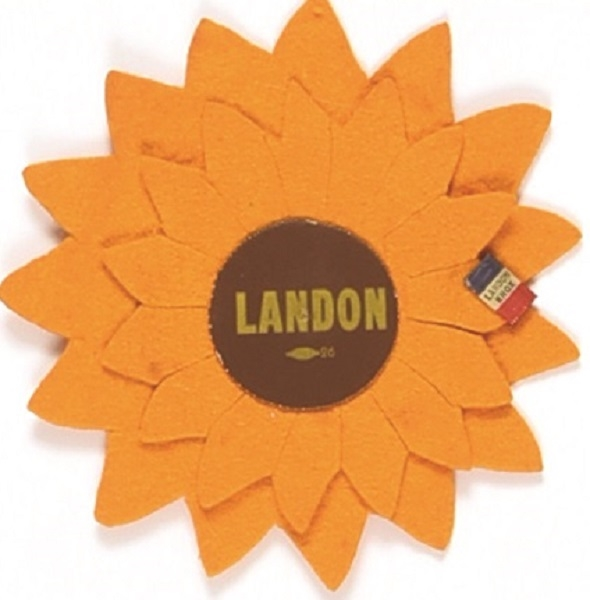Landon Cloth Sunflower