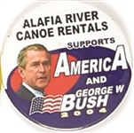 Alafia River Canoe Rentals for Bush