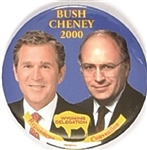 Bush, Cheney Wyoming Delegation