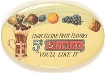 Sinalco Eight Elusive Fruit Flavors Mirror