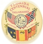Florida Centennial 1924 Celluloid
