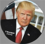 Trump 4 Inch White House Celluloid