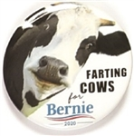 Farting Cows for Bernie Sanders