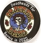 Deadheads for Bernie Sanders