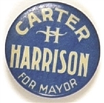 Carter Harrison, Chicago