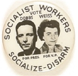 Dobbs, Weiss Socialist Workers Party