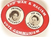 Mitchell, Zagarell Communist Party Oval Jugate