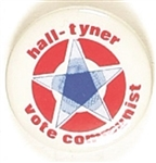 Hall, Tyner Communist Party
