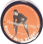 Red Grange 1996 Illinois Homecoming
