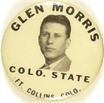 Glen Morris of Colorado State