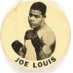 Joe Louis Boxing Pin