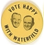 Vote Happy with Waterfield, Kentucky