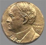 Herbert Hoover Brass Pin