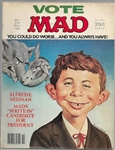 MAD Magazine October 1980 Issue