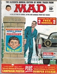 MAD Magazine October 1964 Issue