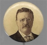Theodore Roosevelt Smaller Size Celluloid