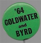 Goldwater and Byrd 64