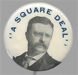 Theodore Roosevelt A Square Deal