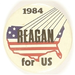 Reagan for US 1984