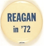 Reagan in 72