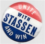 Unite With Stassen and Win