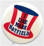 I Like Mark Hatfield Top Hat