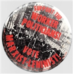 Support the Worker Politicians Marxist-Leninist
