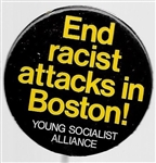 End Racist Attacks in Boston