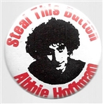 Abbie Hoffman Steal This Button