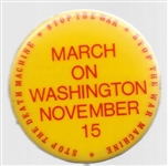Stop the War Machine March on Washington