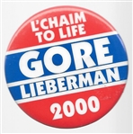 Gore L'Chaim to Life