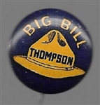 Big Bill Thompson Hat Litho