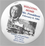 Reagan Welcome Home Mr. President