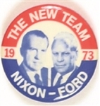 Nixon, Ford Our New Team