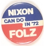 Nixon, Folz Can Do in 72