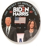 Biden and Harris 2020