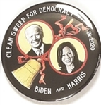 Biden, Harris Clean Sweep