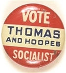 Thomas and Hoopes 1944 Socialist Party