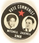 Mitchell, Zagarell Communist Party Jugate