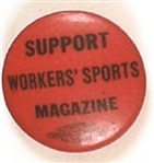 Support Workers Sport Magazine
