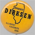 Dirksen Illinois Favorite Son