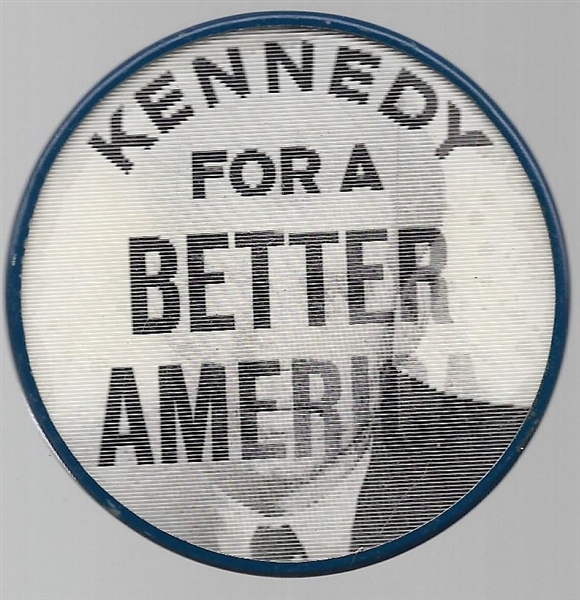 Kennedy for a Better America Flasher