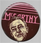Eugene McCarthy 1968 Art Fair Pin