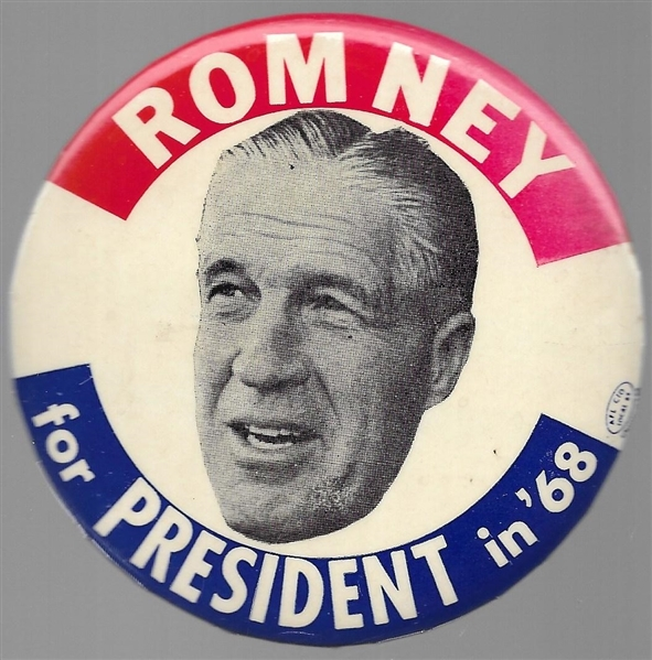 Romney for President in '68