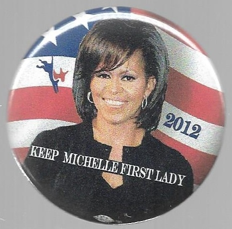 Keep Michelle First Lady